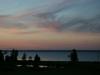 Gazebo and Pond Sunset 2