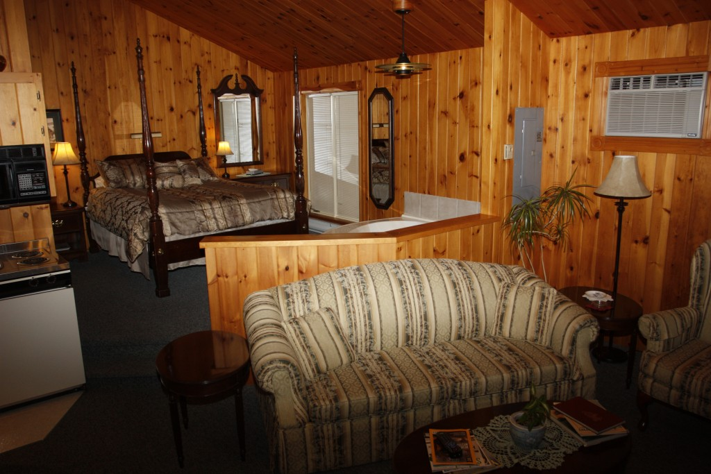 Chalet January
